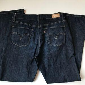 LEVI's 515 BOOTCUT Jeans Women's Size 10 Denim